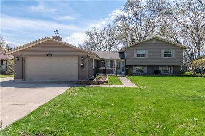 Kettering Single Family Home For Sale: 2482 Whipp Road