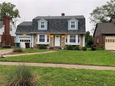 Dayton Single Family Home For Sale: 2425 Lynn Avenue
