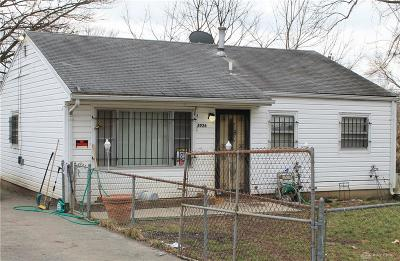 Dayton Single Family Home For Sale: 4926 Genesee Avenue