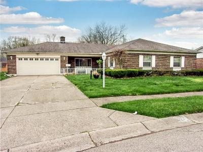 Dayton Single Family Home For Sale: 792 Westledge Drive