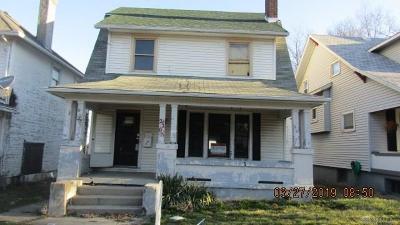 Dayton Single Family Home For Sale: 2205 Wyoming Street