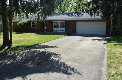 Bellbrook Single Family Home For Sale: 2099 Firebird Drive