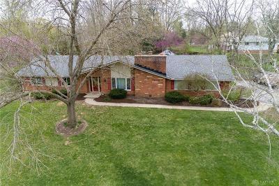 Centerville Single Family Home For Sale: 7850 Bigger Road