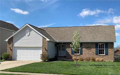 Union Single Family Home For Sale: 119 Cabernet Drive