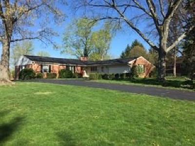 Dayton Single Family Home Pending/Show for Backup: 5571 Hugh Drive