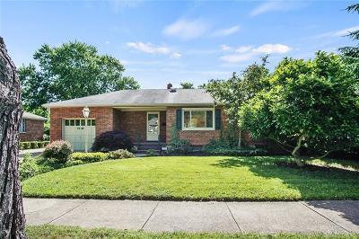 Dayton Single Family Home For Sale: 5350 Lindbergh Boulevard