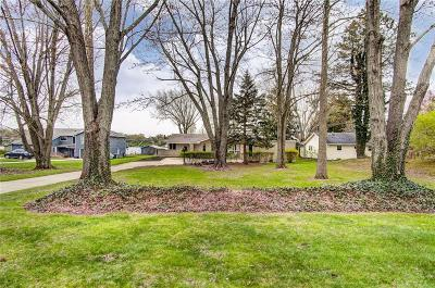Jamestown Single Family Home For Sale: 4333 Alleghany Trail