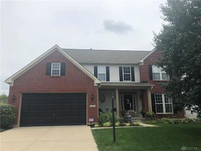 Springboro Single Family Home For Sale: 20 Stanton Drive