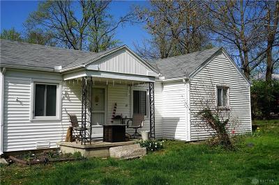 Dayton Single Family Home Pending/Show for Backup: 3553 Little York Road