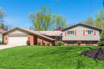 Beavercreek Single Family Home Pending/Show for Backup: 3390 Pebble Creek Drive
