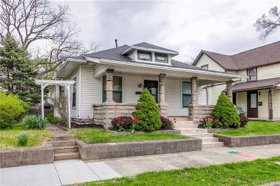 Troy Single Family Home Pending/Show for Backup: 821 Clay Street