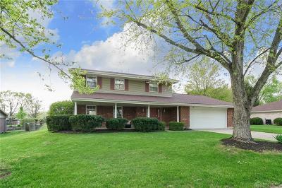 Springboro Single Family Home Pending/Show for Backup: 575 Royal Springs Drive