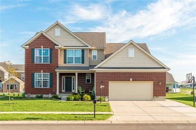 Tipp City Single Family Home For Sale: 3316 Arrowwood Street