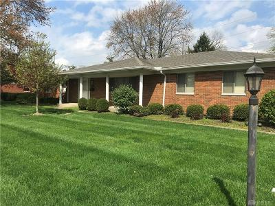 Dayton OH Single Family Home For Sale: $185,000