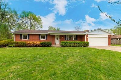 Beavercreek Single Family Home For Sale: 2348 Apricot Drive