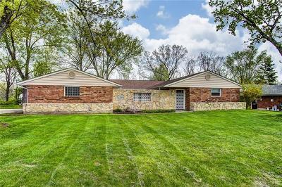 Dayton Single Family Home For Sale: 319 Normandy Ridge Road
