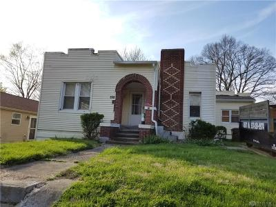 Xenia Single Family Home For Sale: 422 Columbus Street