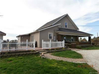 Troy Single Family Home For Sale: 3570 State Route 41