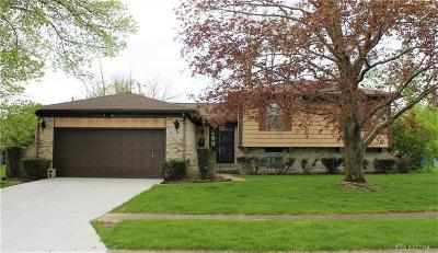 Dayton Single Family Home For Sale: 406 Bon Air Drive