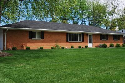 Beavercreek Single Family Home Pending/Show for Backup: 3666 Colborne Drive