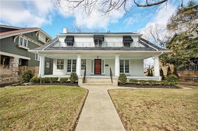 Oakwood Single Family Home For Sale: 223 Volusia Avenue