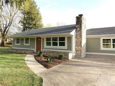 Dayton Single Family Home For Sale: 1640 Little York Road