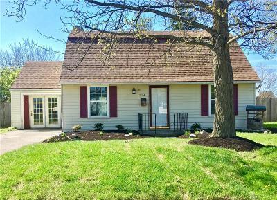 Vandalia Single Family Home For Sale: 254 Skyview Drive