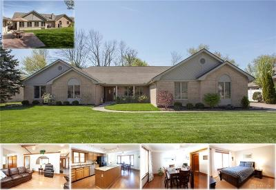 Beavercreek Single Family Home Pending/Show for Backup: 3835 Maple Grove Lane