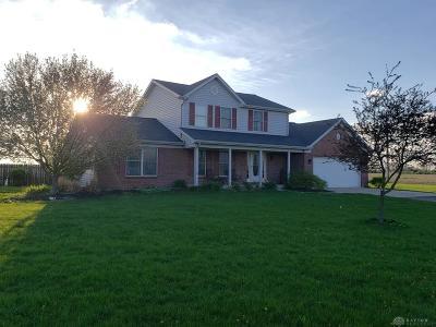 Troy Single Family Home For Sale: 1020 Washington Road
