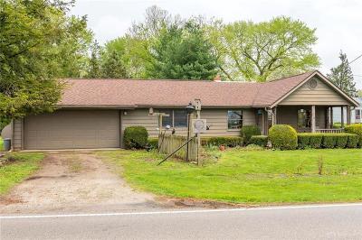 Springboro Single Family Home For Sale: 1134 Lower Springboro Road