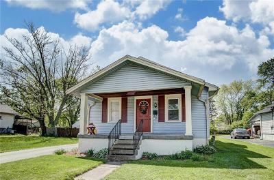Dayton Single Family Home For Sale: 2110 Titus Avenue