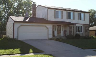 Vandalia Single Family Home Pending/Show for Backup: 1226 Wilhelmina Drive