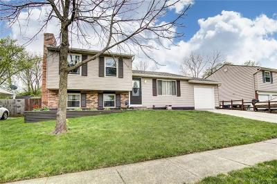 Dayton Single Family Home For Sale: 2231 Wienburg Drive