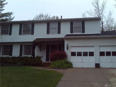 Vandalia Single Family Home For Sale: 128 Echo Valley Drive