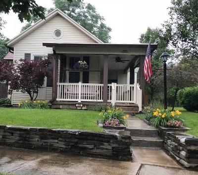 Troy Single Family Home For Sale: 819 Main Street