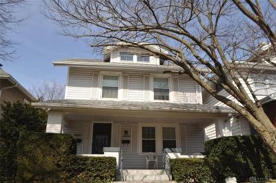 Dayton Single Family Home For Sale: 1909 Wyoming Street