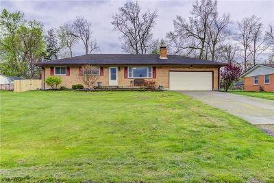 Enon Single Family Home Pending/Show for Backup: 6943 Chama Trail