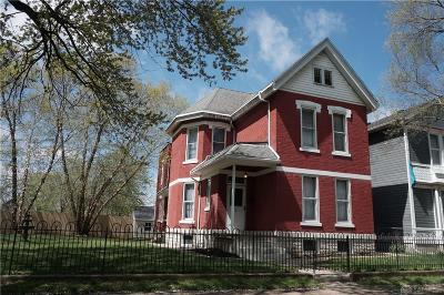 Dayton Single Family Home For Sale: 45 June Street