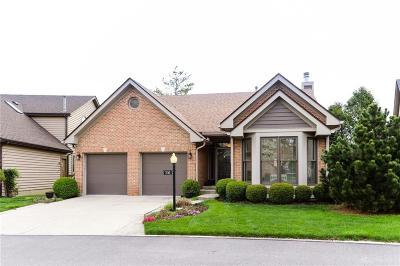 Centerville Condo/Townhouse For Sale: 7140 Hartcrest Lane