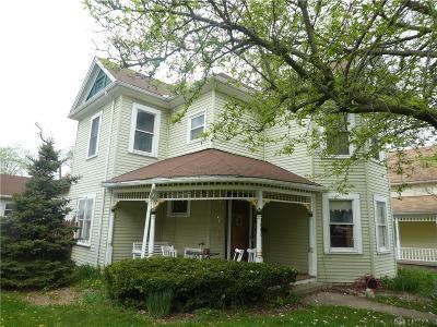 Xenia Single Family Home For Sale: 592 Detroit Street