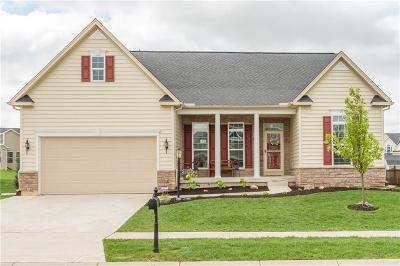 Tipp City Single Family Home For Sale: 2552 Blueflag Street