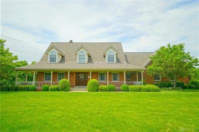 Bellbrook Single Family Home For Sale: 2662 Upper Bellbrook Road