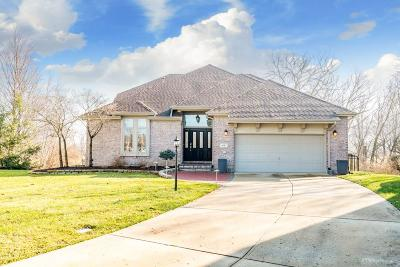 Springboro Single Family Home For Sale: 65 Heatherglen Court