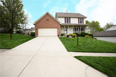 Bellbrook Single Family Home Pending/Show for Backup: 3854 Sudbury Court