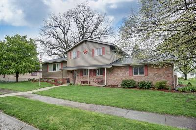 South Charleston Single Family Home For Sale: 23 Liberty Circle