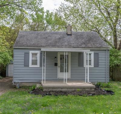 Kettering Single Family Home For Sale: 1704 Willamet Road