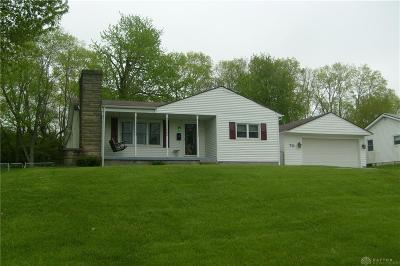 Enon Vlg Single Family Home Pending/Show for Backup: 70 Skyline Drive