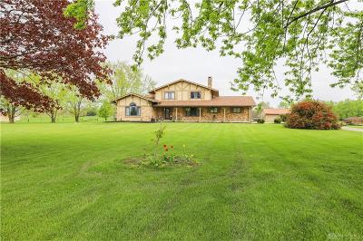 Greene County Single Family Home Pending/Show for Backup: 914 Hyde Road