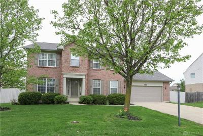 Beavercreek Single Family Home Pending/Show for Backup: 2442 Hillsdale Drive