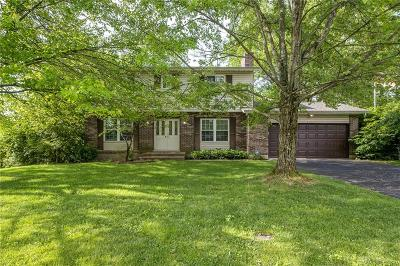 Beavercreek Single Family Home For Sale: 4391 Castle Gate Drive